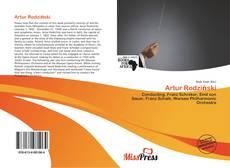 Capa do livro de Artur Rodziński