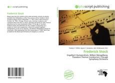 Обложка Frederick Stock