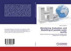 Buchcover von Monitoring, Evaluation, and Modelling of potable water quality
