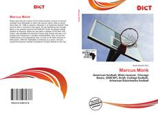 Bookcover of Marcus Monk