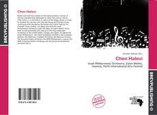 Bookcover of Chen Halevi