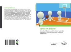 Bookcover of Jamison Brewer