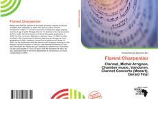 Buchcover von Florent Charpentier