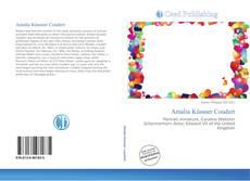 Portada del libro de Amalia Küssner Coudert
