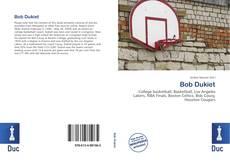 Bob Dukiet的封面