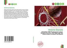 Buchcover von Antonio Daniels