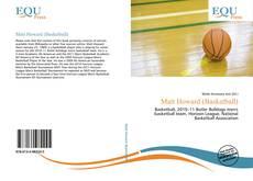 Bookcover of Matt Howard (Basketball)