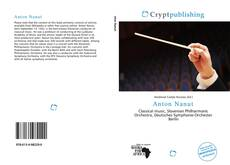 Anton Nanut kitap kapağı