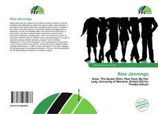 Portada del libro de Alex Jennings