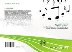 Alvin Fielder kitap kapağı