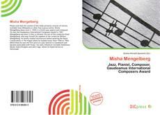 Обложка Misha Mengelberg