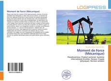Moment de Force (Mécanique) kitap kapağı
