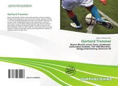 Buchcover von Gerhard Tremmel
