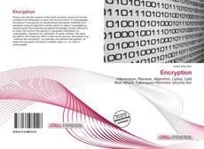 Bookcover of Encryption