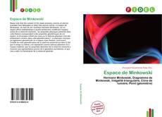 Couverture de Espace de Minkowski