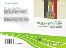Bookcover of 1996 Summer Paralympics