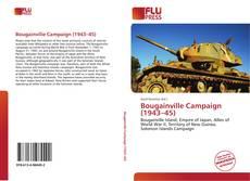 Buchcover von Bougainville Campaign (1943–45)