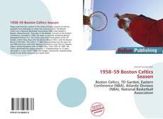 Borítókép a  1958–59 Boston Celtics Season - hoz
