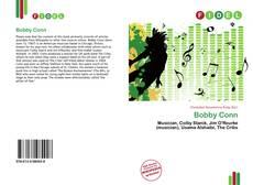 Portada del libro de Bobby Conn