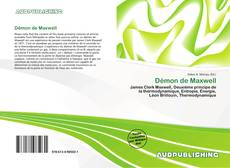 Bookcover of Démon de Maxwell