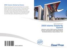 Capa do livro de 2005 Islamic Solidarity Games