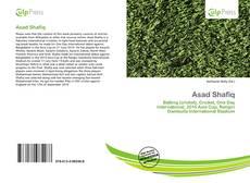 Bookcover of Asad Shafiq