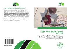 Portada del libro de 1965–66 Boston Celtics Season