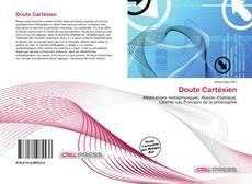 Capa do livro de Doute Cartésien