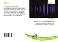 Bookcover of Intonation Music Festival