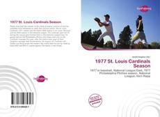 Copertina di 1977 St. Louis Cardinals Season