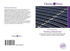 Bookcover of Mushtaq Mohammad