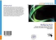 Couverture de Wolfgang Pauli