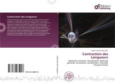 Borítókép a  Contraction des Longueurs - hoz