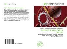 Portada del libro de 1974–75 Boston Celtics Season