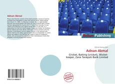 Bookcover of Adnan Akmal