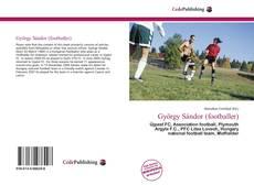 Borítókép a  György Sándor (footballer) - hoz