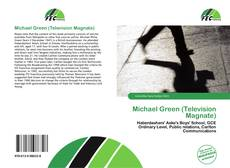 Bookcover of Michael Green (Television Magnate)