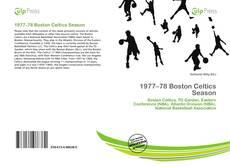 Borítókép a  1977–78 Boston Celtics Season - hoz