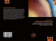 Bookcover of Barycentre (Physique)