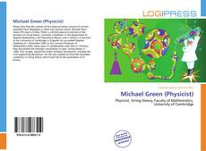 Bookcover of Michael Green (Physicist)