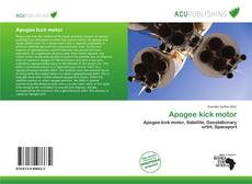 Bookcover of Apogee kick motor