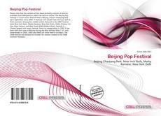 Capa do livro de Beijing Pop Festival