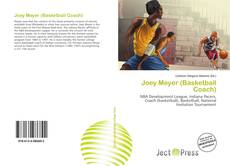 Bookcover of Joey Meyer (Basketball Coach)