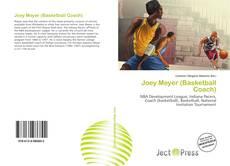 Buchcover von Joey Meyer (Basketball Coach)