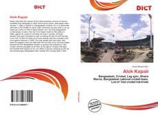 Buchcover von Alok Kapali