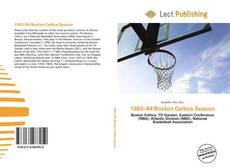 Portada del libro de 1983–84 Boston Celtics Season