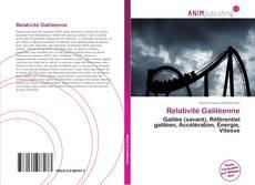 Borítókép a  Relativité Galiléenne - hoz