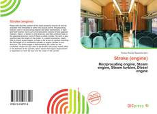 Bookcover of Stroke (engine)