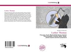 Bookcover of Luther Thomas