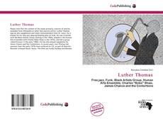 Обложка Luther Thomas